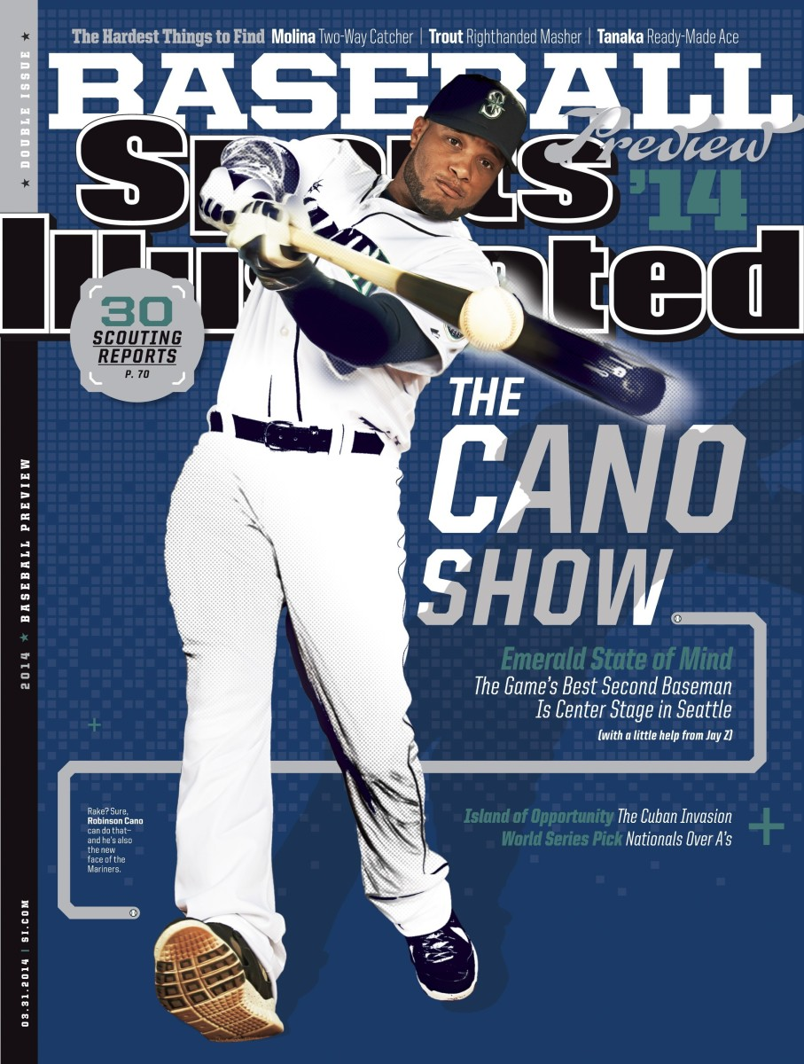 Greg Bishop's SI first cover story, from 2014, bought into the hype of Canó's signing with the Mariners. Those hopes, like all things Seattle baseball over the past two decades, ended in disappointment.