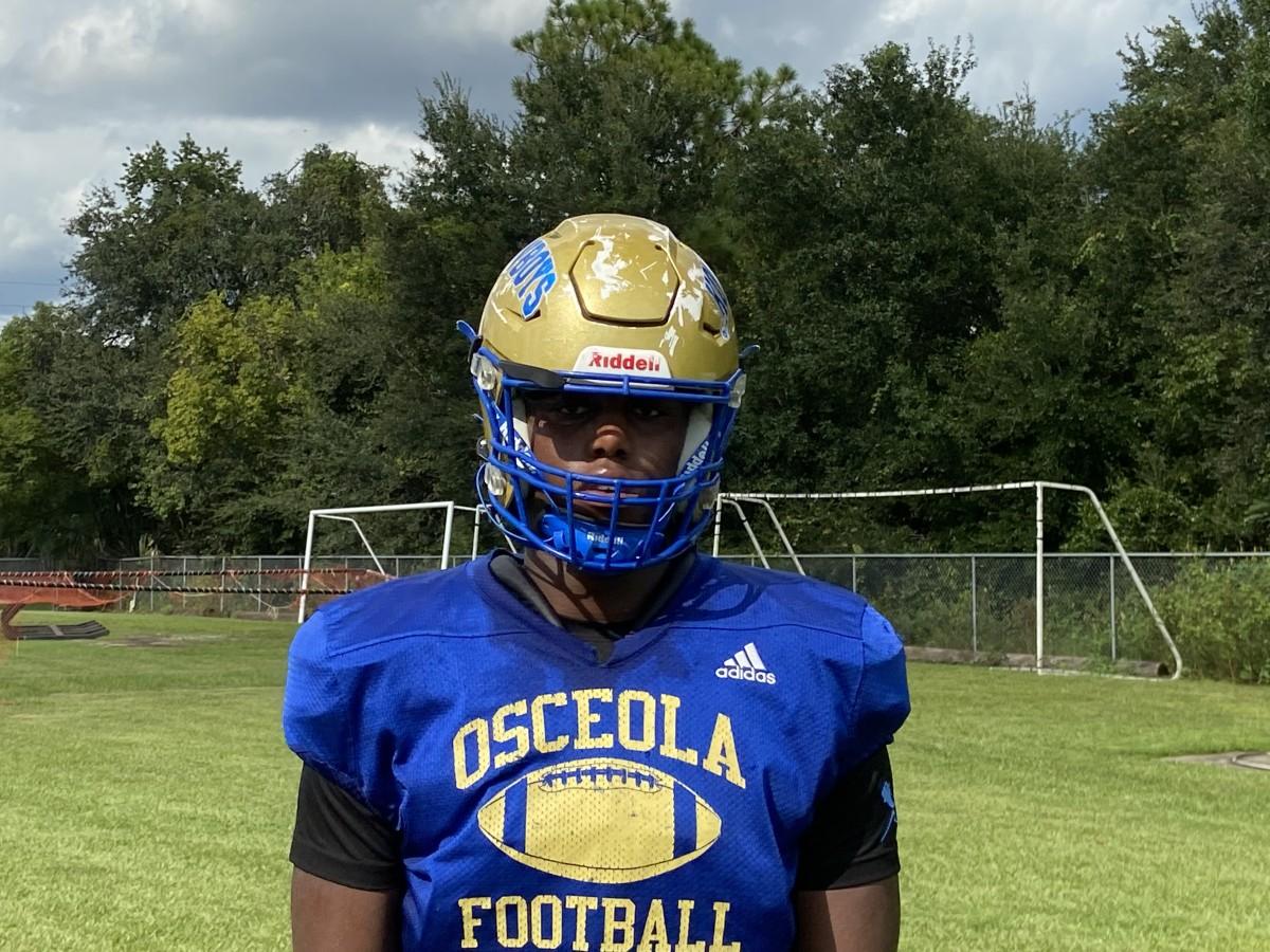 Derrick LeBlanc, Defensive Line, Kissimmee (Fla.) Osceola