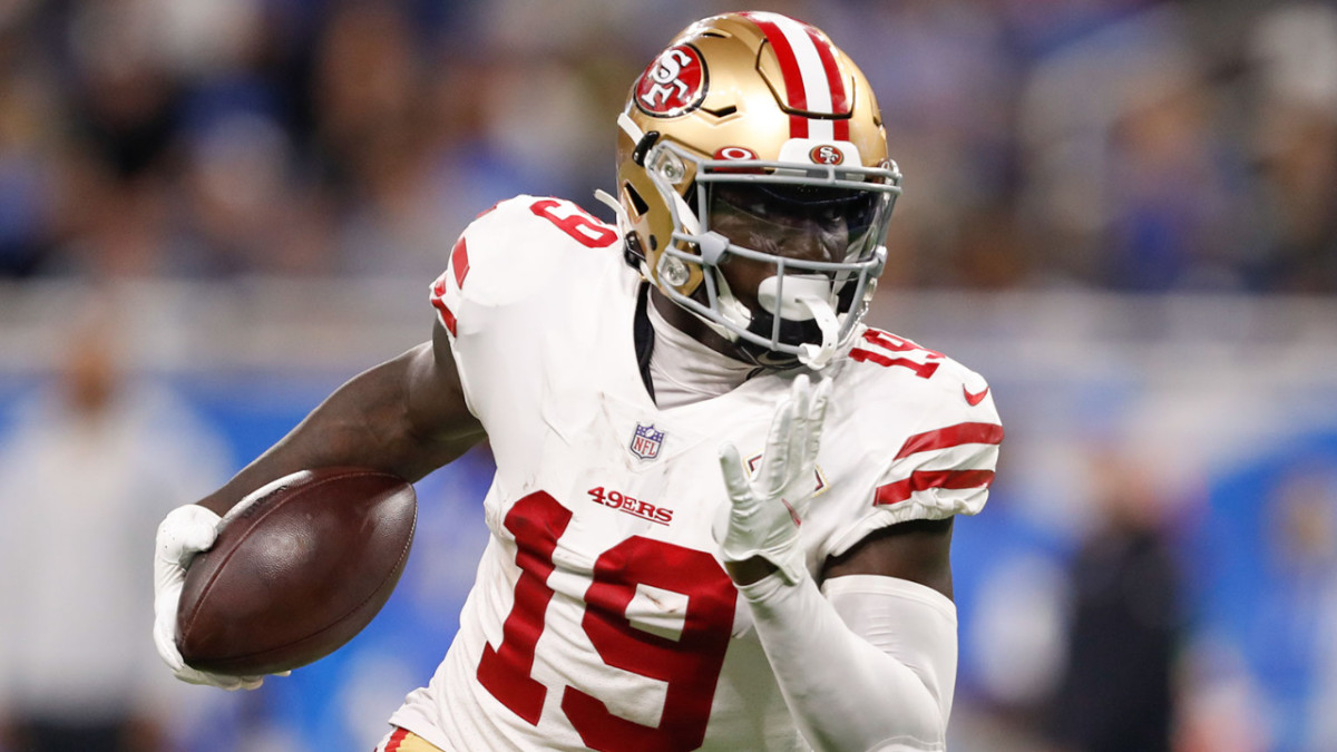 Will 49ers WR Deebo Samuel Continue on his Prolific Pace ...
