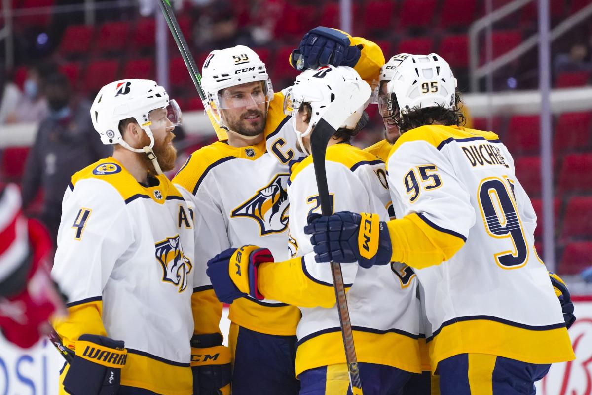 Fantasy Hockey Preview: Nashville Predators