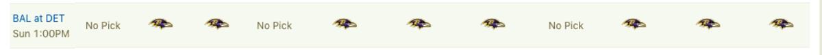 ESPN Picks