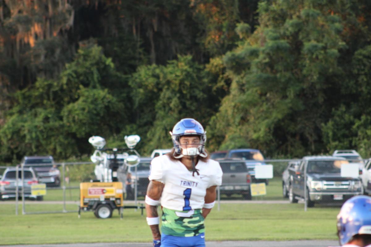 Cam Miller, Cornerback, Jacksonville (Fla.) Trinity Christian