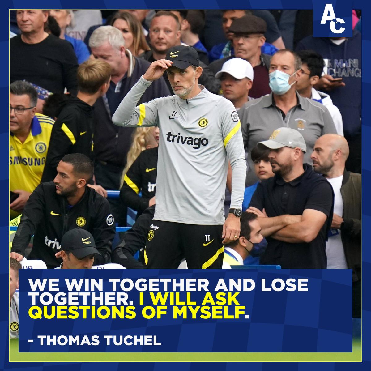 Tuchel x City defeat