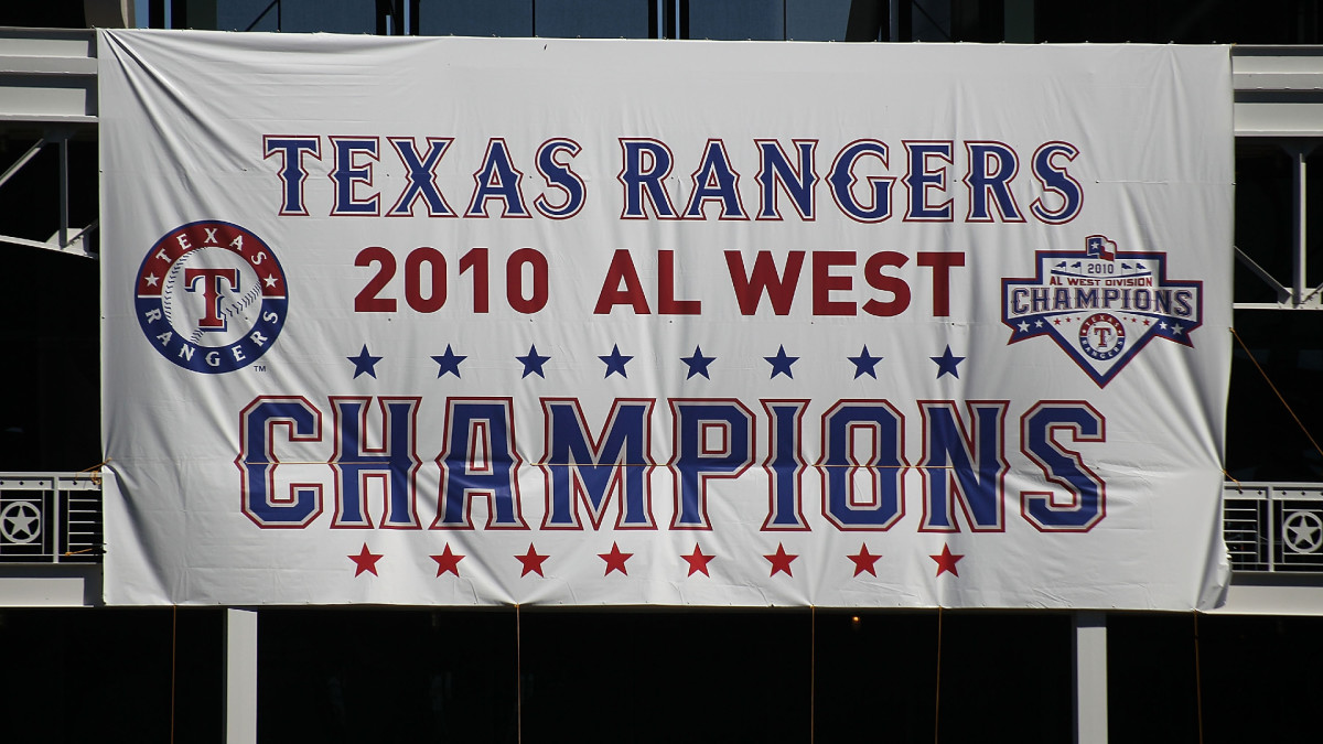 Rangers Historical past As we speak: Texas 'Claws' Their Means To AL West Title