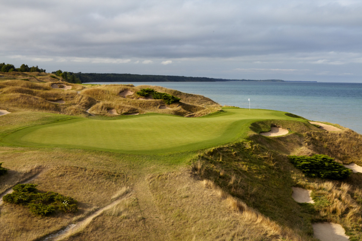 Whistling Straits offered just about everything one could want in a Ryder Cup venue.