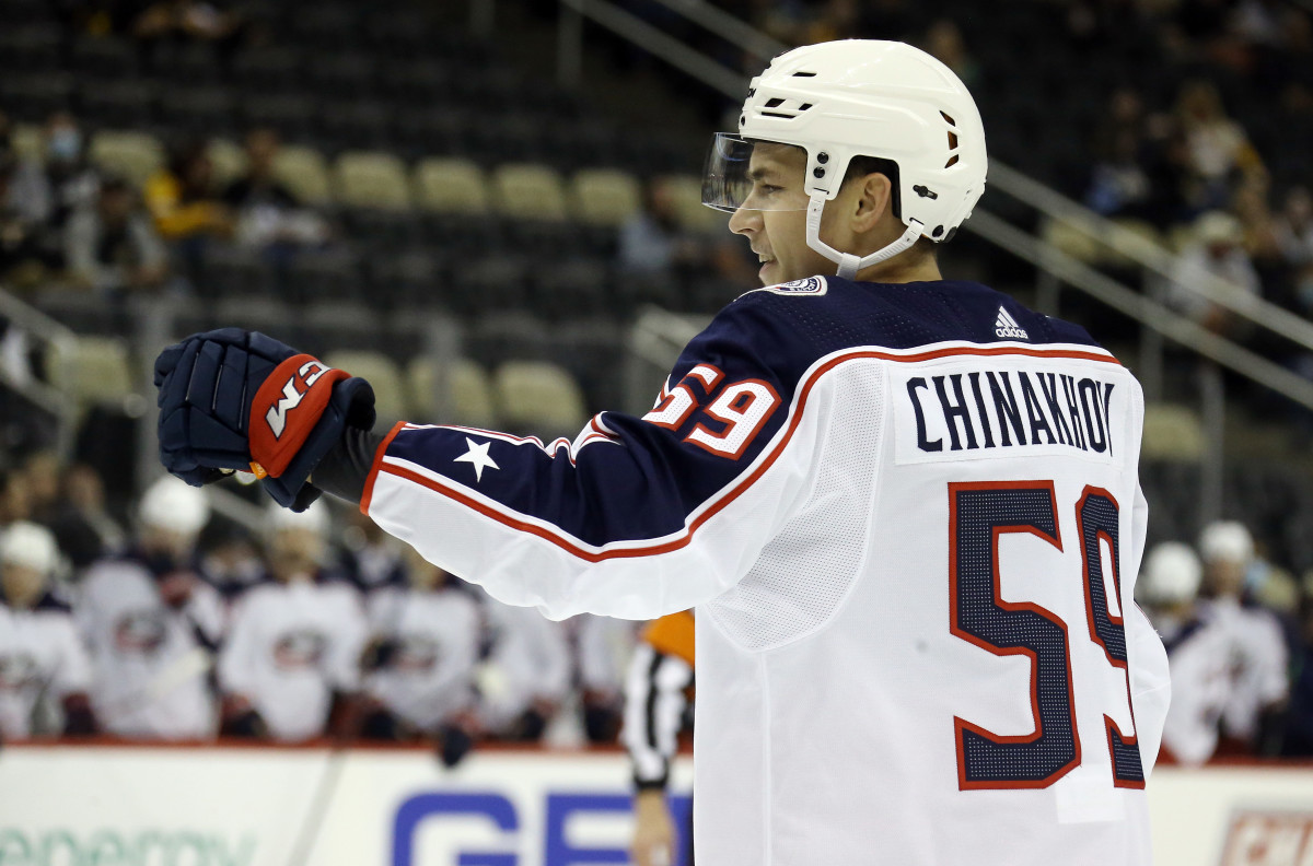 Yegor Chinakhov