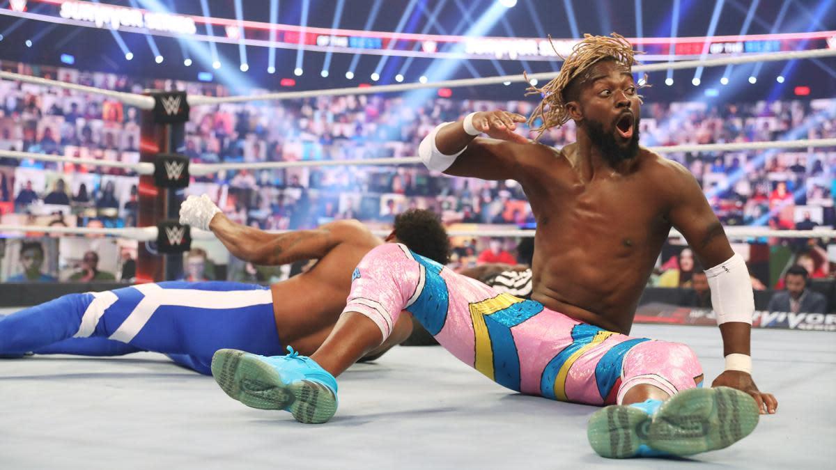 WWE's Kofi Kingston