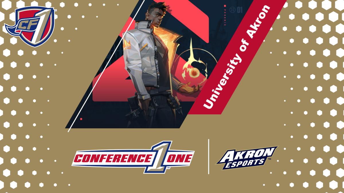 Akron CF1 Announcement Card