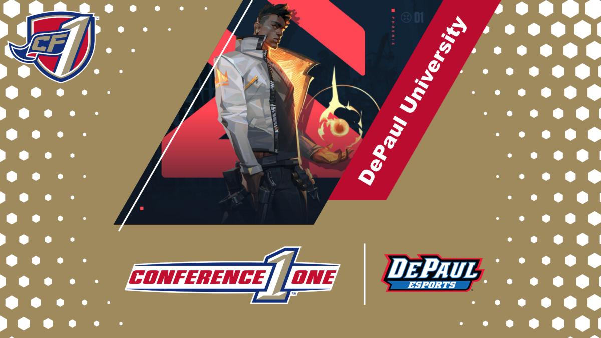 DePaul Announcement Card
