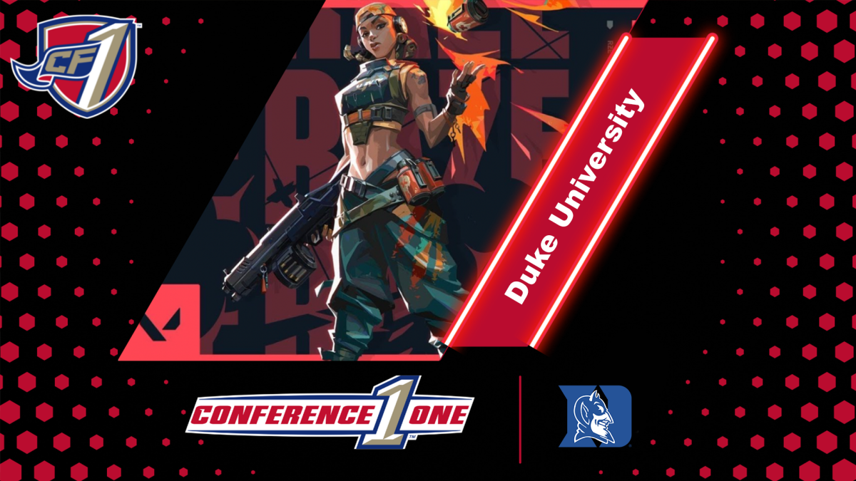 Duke CF1 Announcement Card
