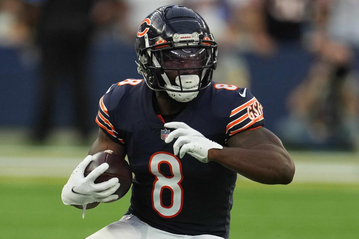 Chicago Bears Damien Williams