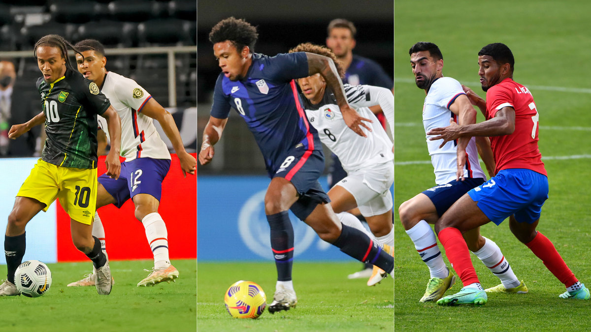 USA will face Jamaica, Panama and Costa Rica in World Cup qualifying