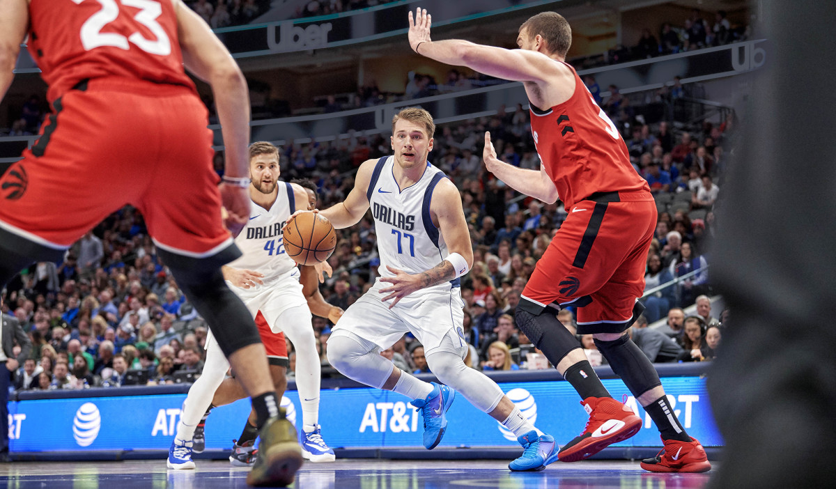 After just three seasons,Dončić is already 11th on the career triple-doubles list, with 36.
