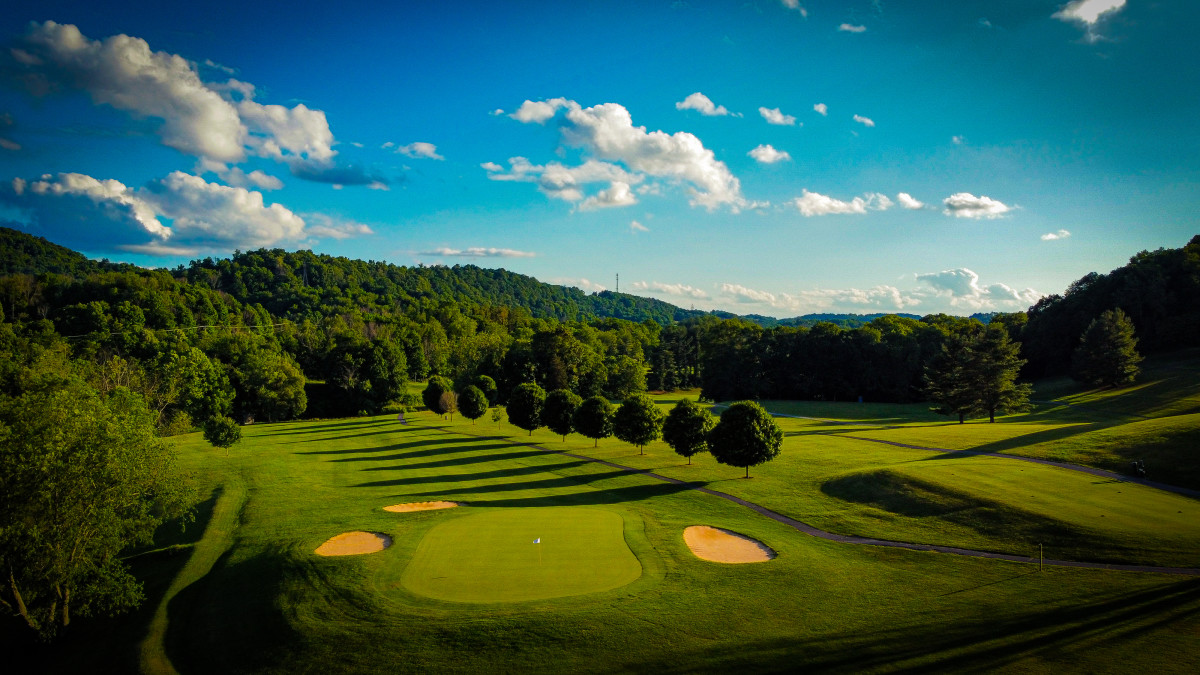 Holston Hills Golf Course made Golf Magazine's 2020-2021 50 Best Courses in the Southeast list nearly a year ago — at least for a while.