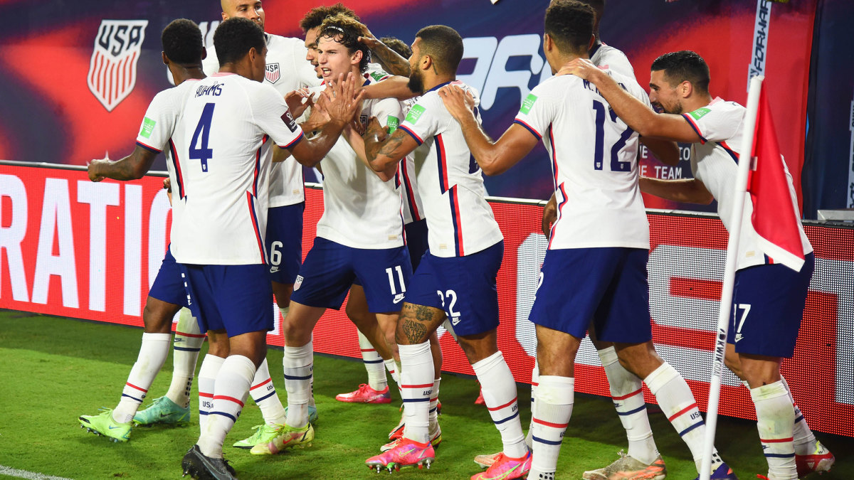 The USMNT resumes World Cup qualifying