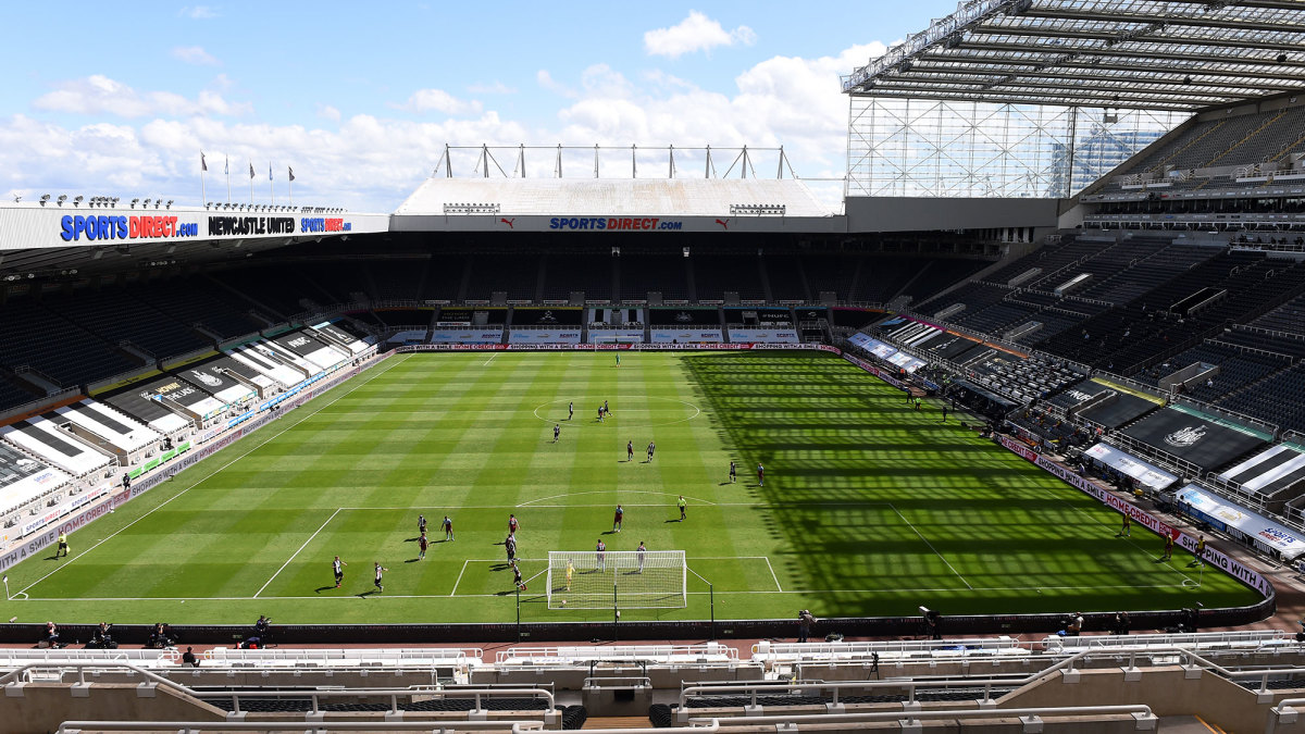 Saudi Arabia's takeover of Newcastle is nearing completion