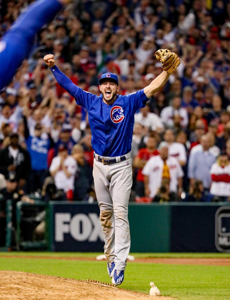 Kris Bryant, 2016 World Series