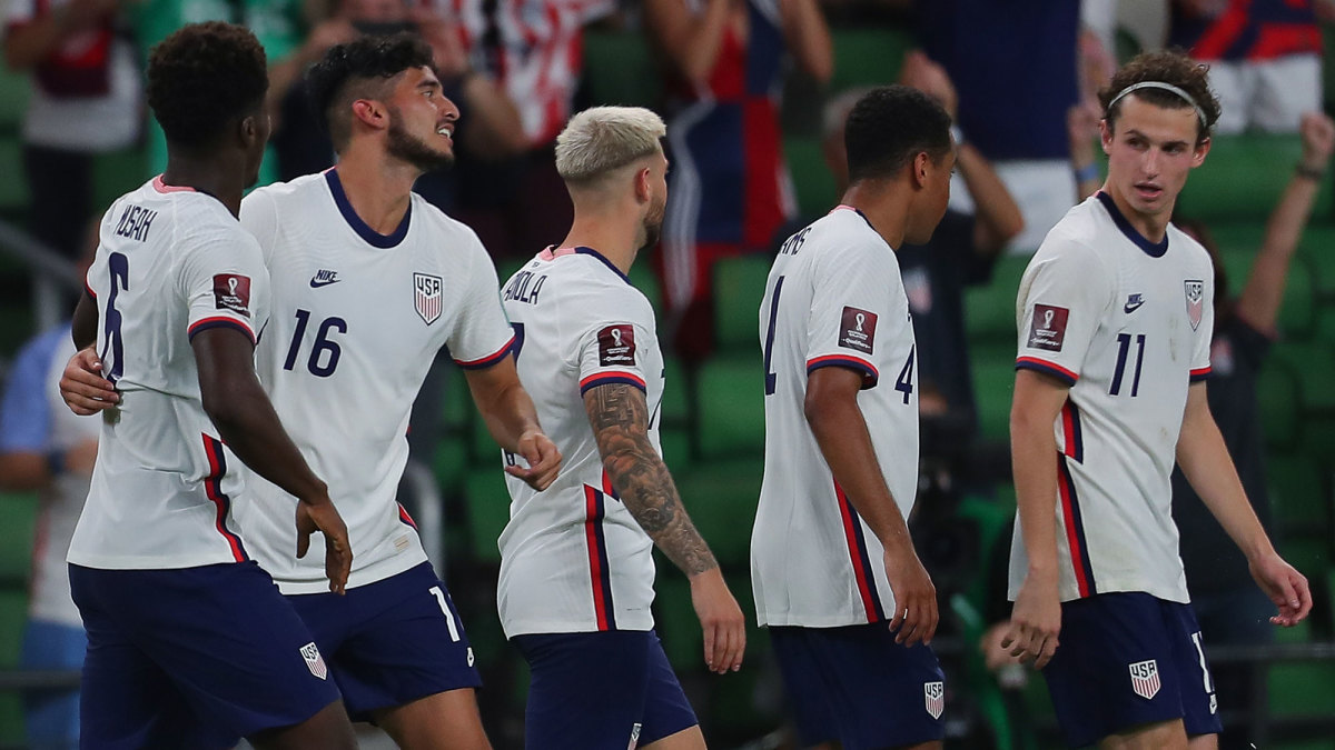 USMNT beats Jamaica in World Cup qualifying