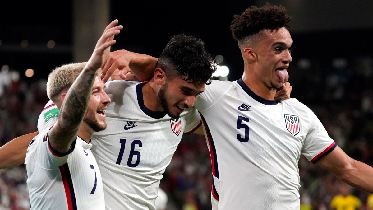 The USMNT beats Jamaica in World Cup qualifying
