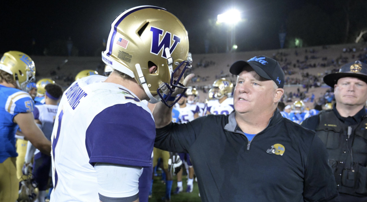 The Huskies' 5 Most Satisfying Victories Over UCLA