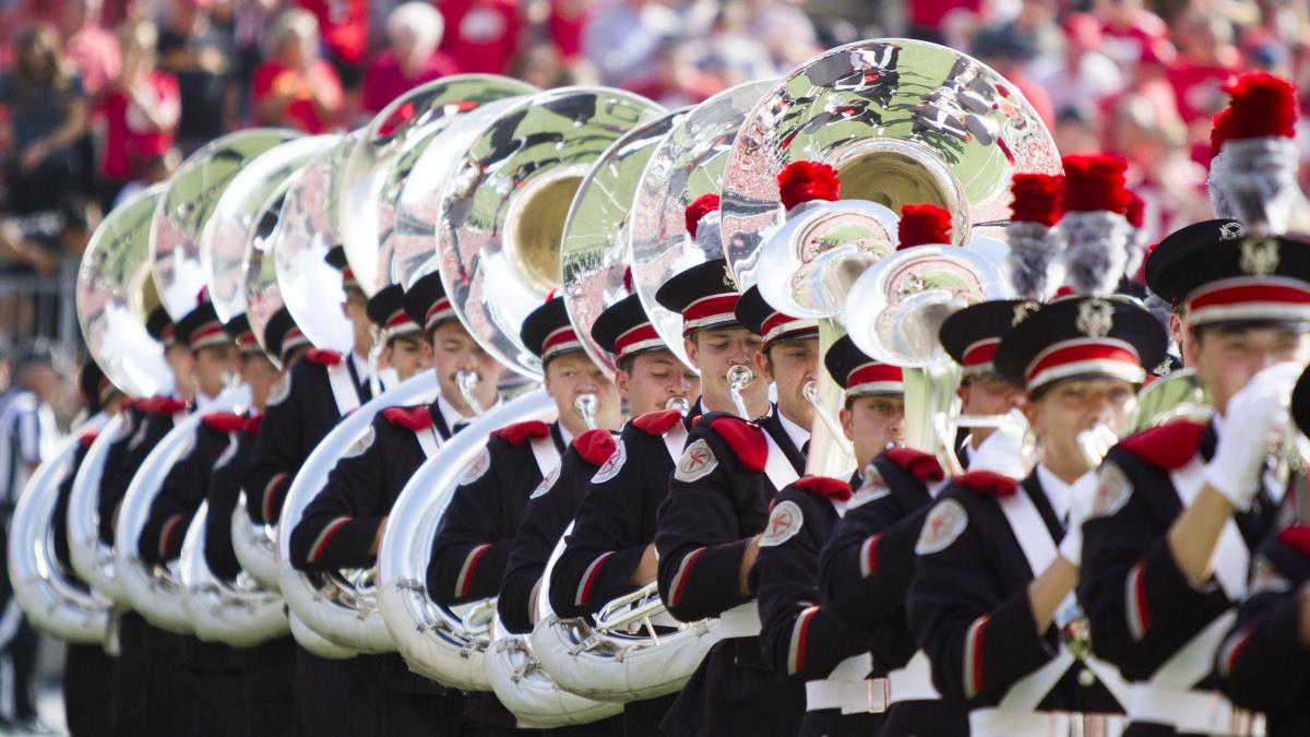 33. Ohio State Band