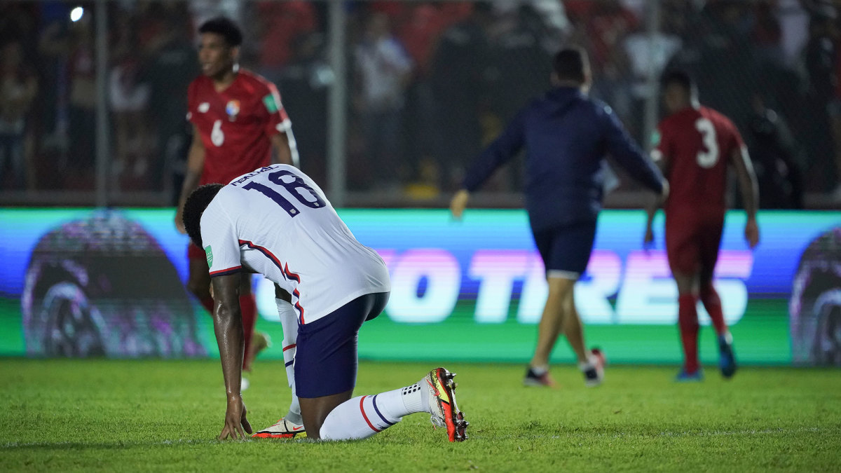 USMNT loses to Panama in World Cup qualifying