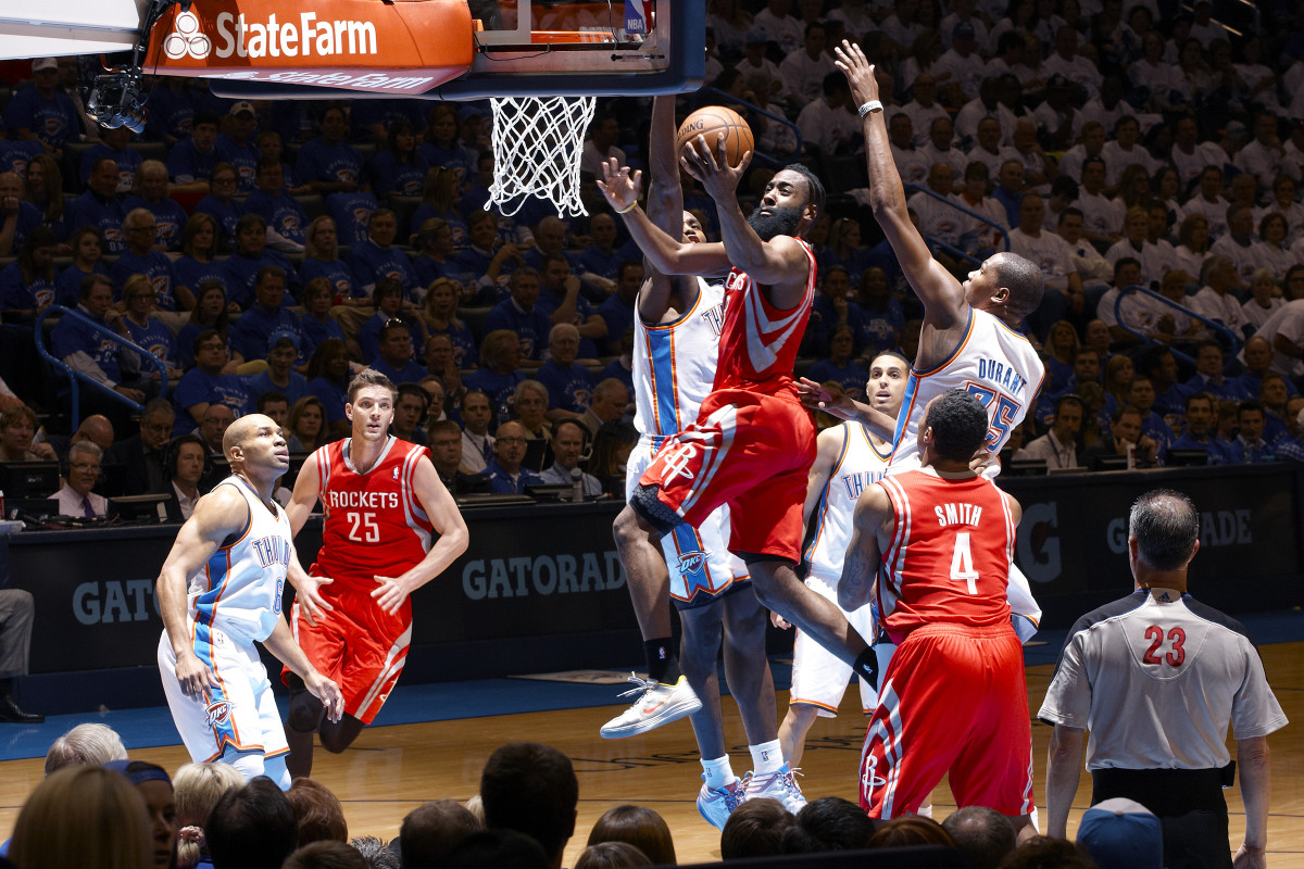 Would a Durant-Harden duo have led OKC to a title in the mid 2010s?