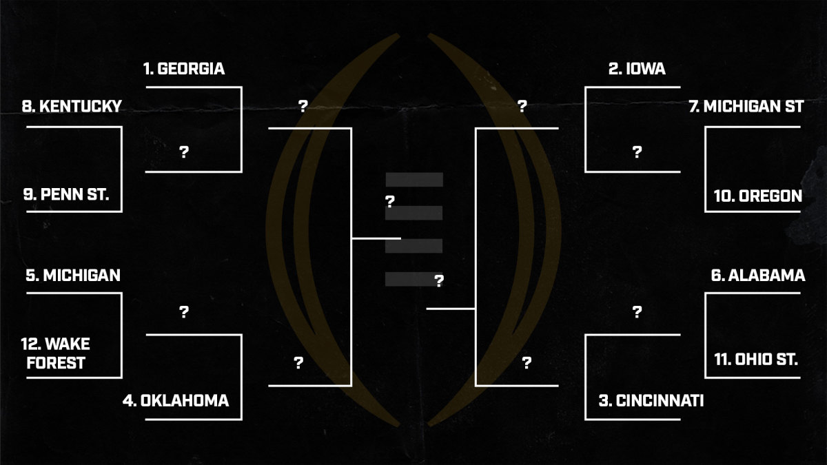 12-Team Hypothetical Playoff After Week 6