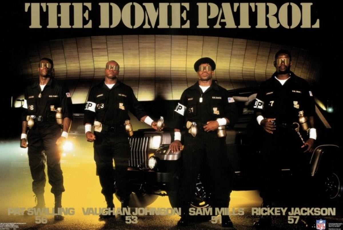 Dome Patrol