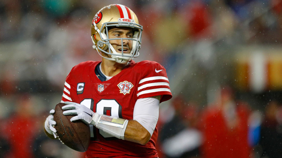 49ers Turned Down 2nd Round Pick from New England for Garoppolo