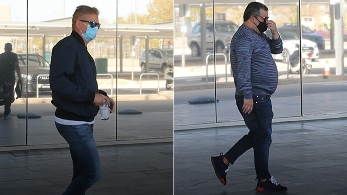 Erling Haaland's father and agent Mino Raiola captured arriving at airport for talks with club - Sports Illustrated Manchester City News, Analysis and More