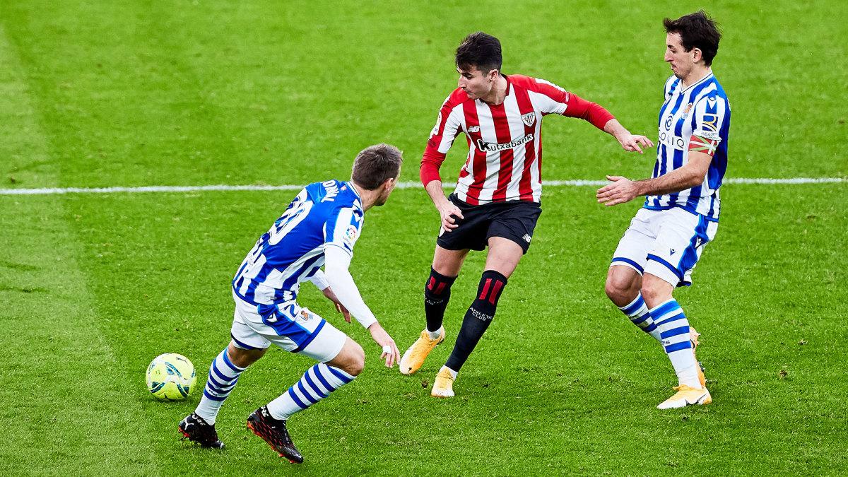Athletic Bilbao will face Real Sociedad in the 2020 Copa del Rey final