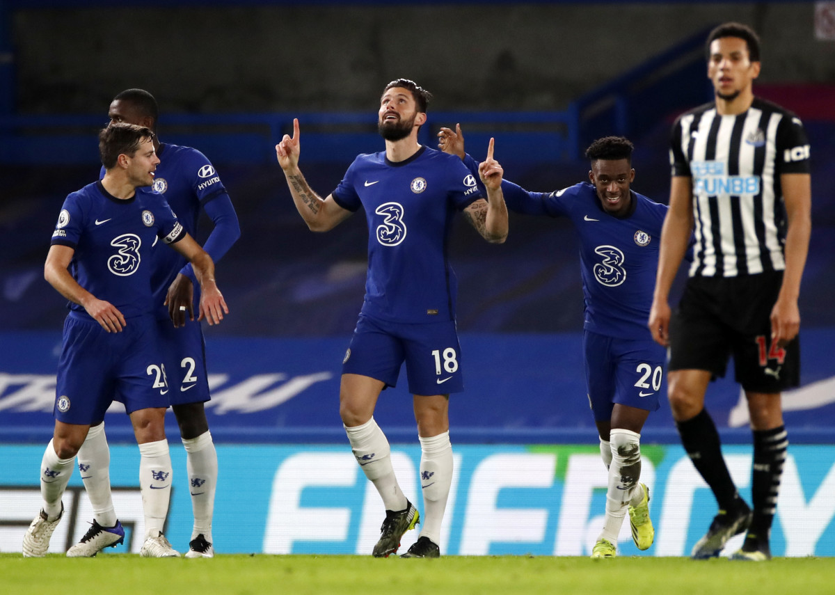 Comment Olivier Giroud S Departure From Chelsea Is A Matter Of Where Not When Sports Illustrated Chelsea Fc News Analysis And More