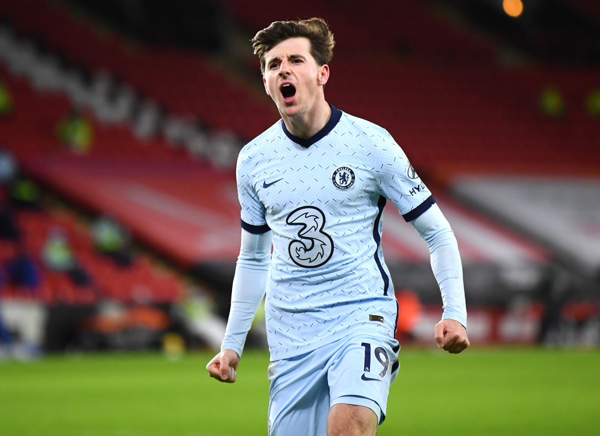 Mason Mount is set to return to the starting eleven.