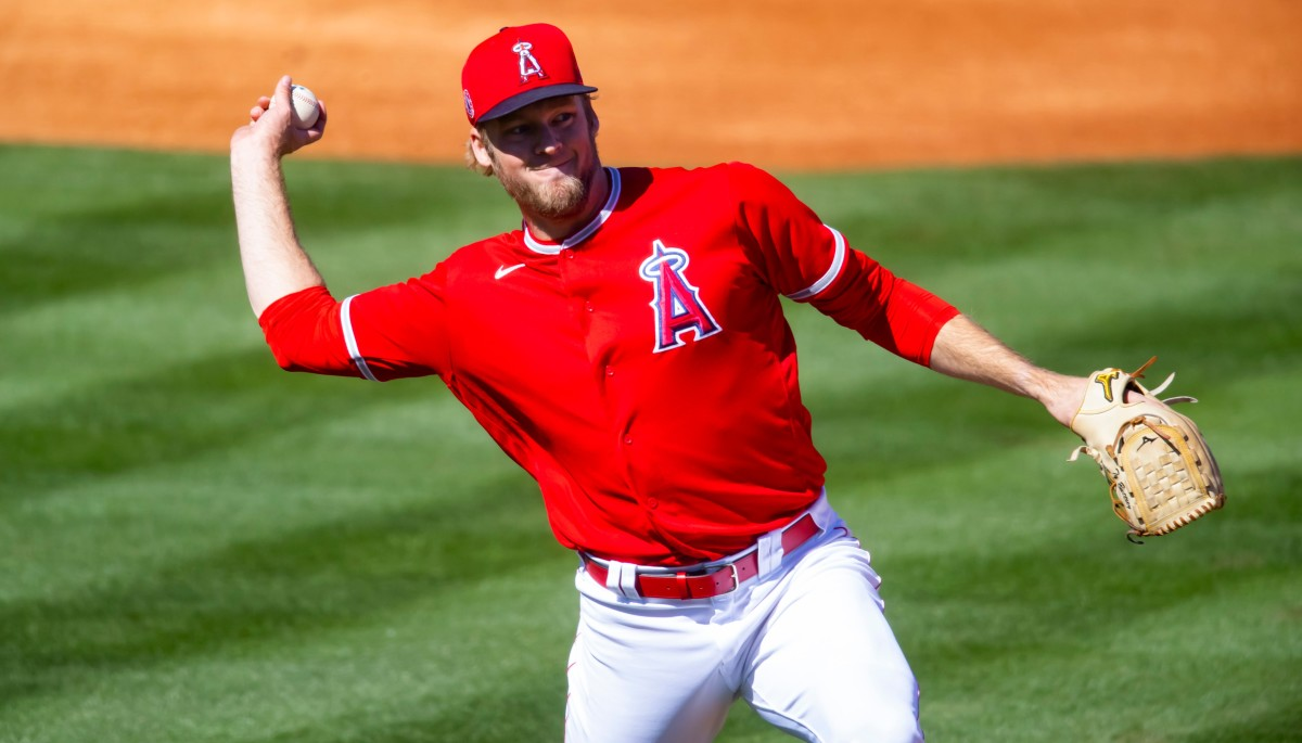 Angels pitcher Ty Buttrey announces his retirement from baseball