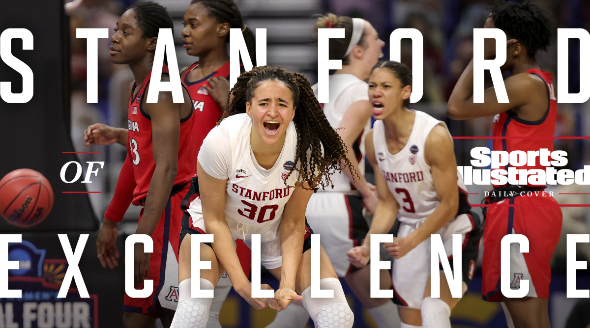 Stanford's 2021 women's basketball championship built on road thumbnail