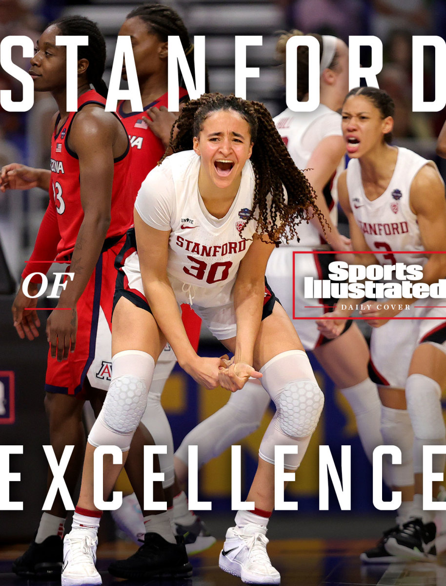 Stanford wins the 2021 NCAA women's basketball championship