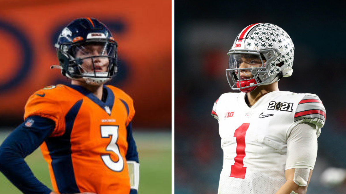 Report: Broncos Made Call to Falcons About No. 4 Pick Eyeing QB – Sports Illustrated