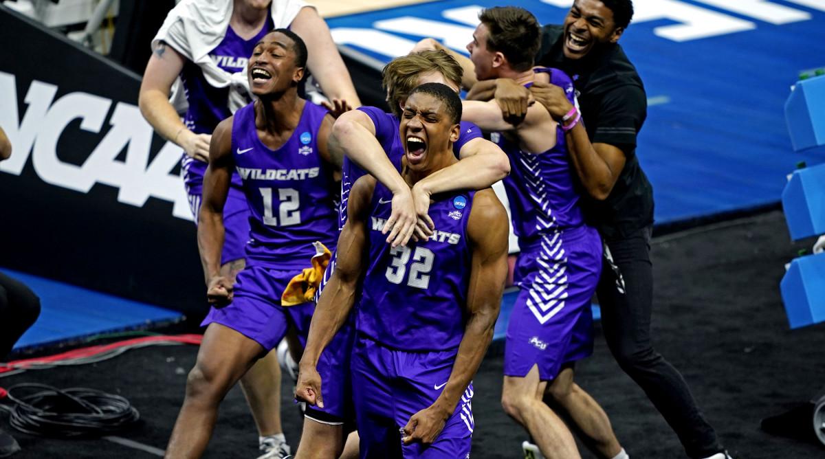 Abilene upsets Texas in the 2021 NCAA men's tournament