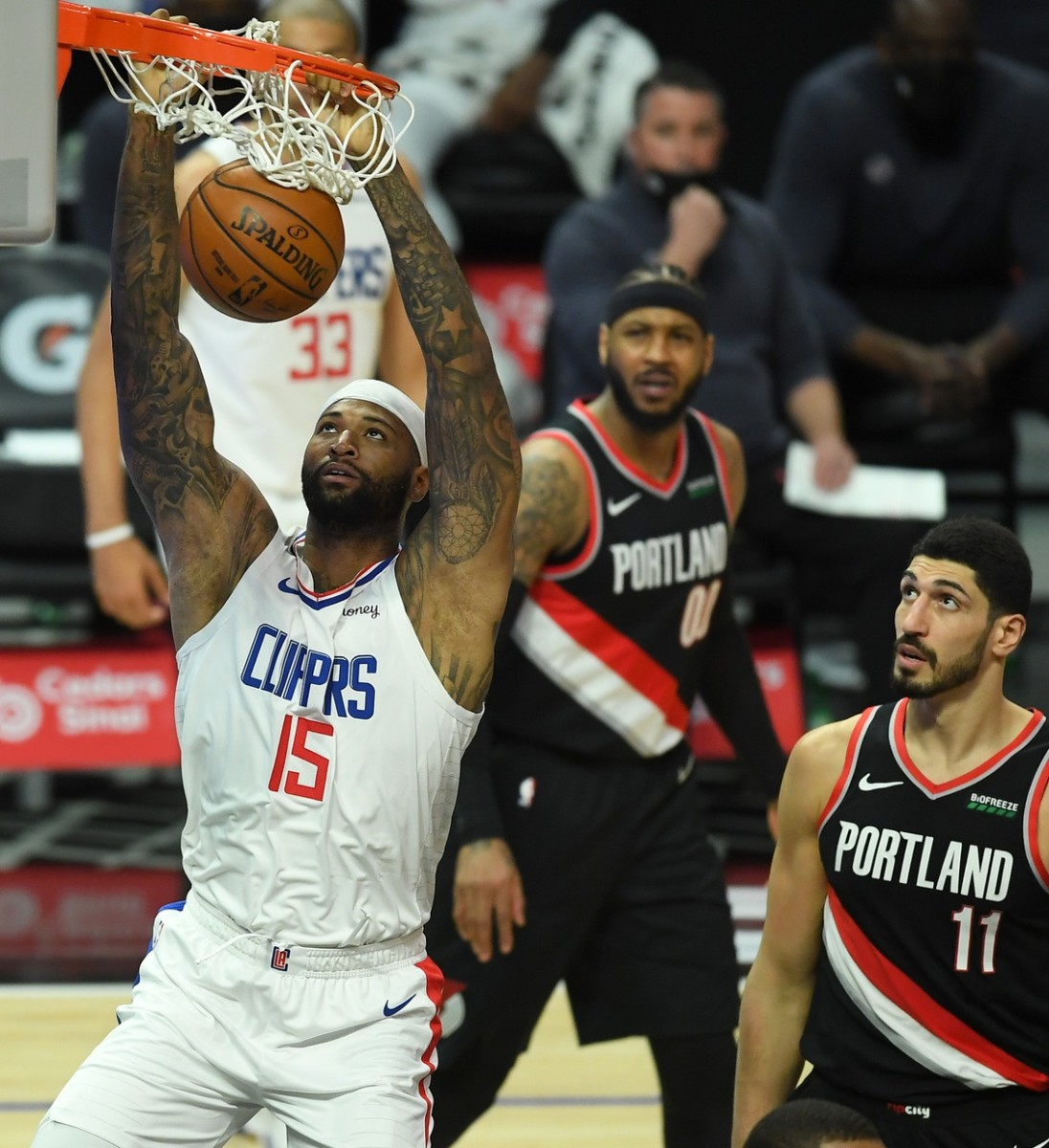 Tyronn Lue: DeMarcus Cousins Can Make Huge Impact With LA Clippers