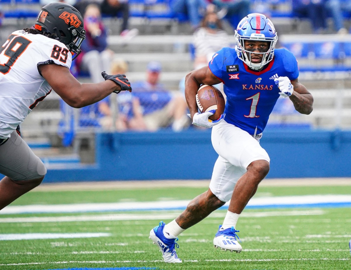 Pooka Williams - NFL Prospects - Running Back