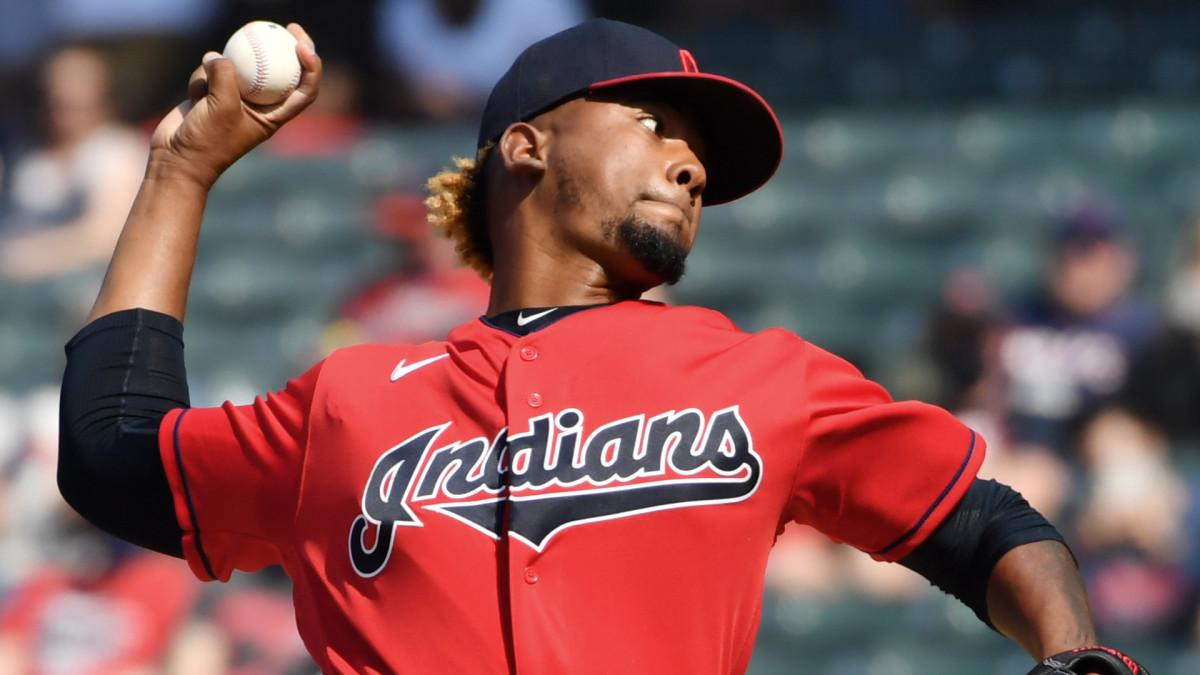 Cleveland Indians Emmanuel Clase