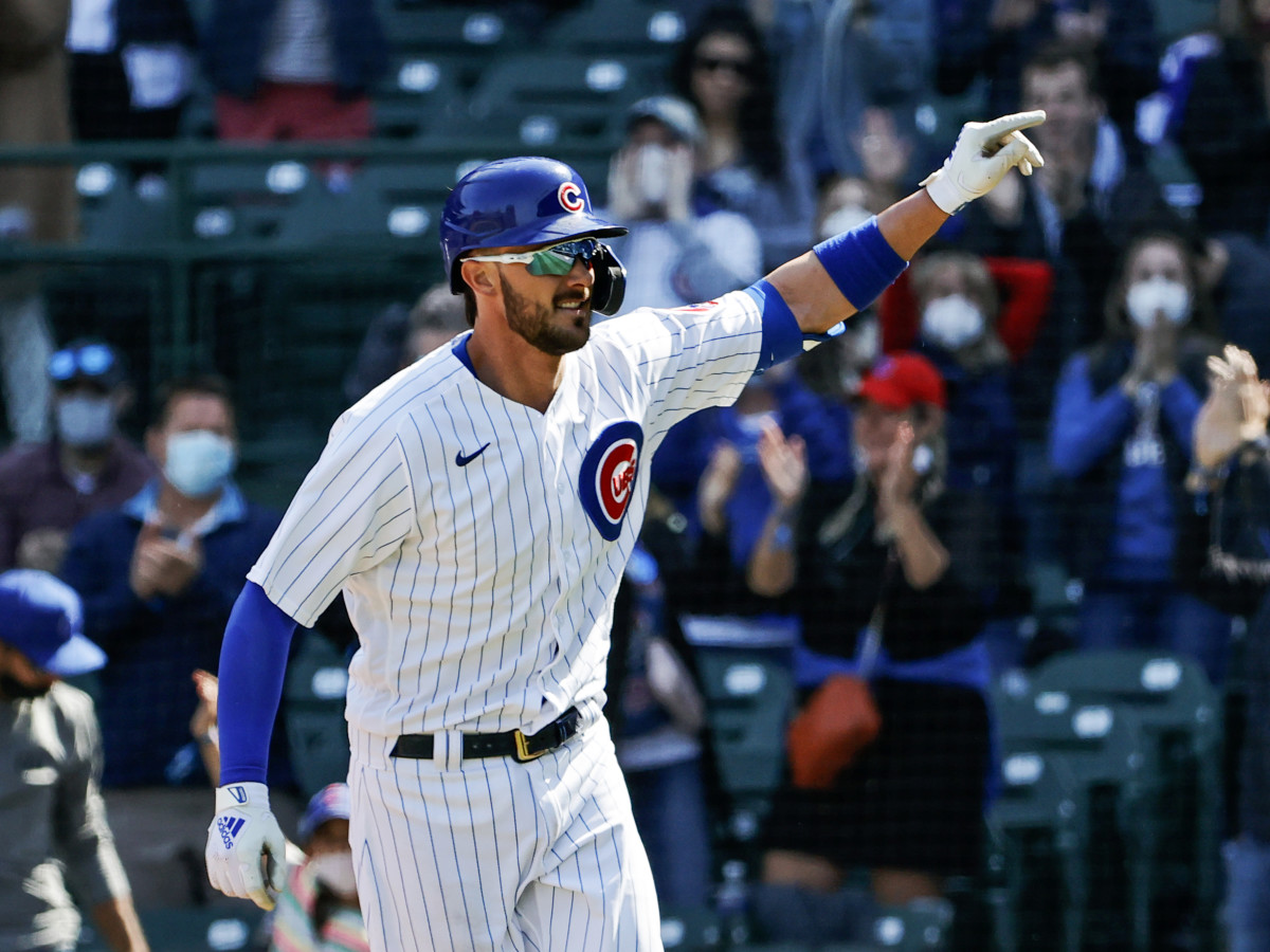 Kris Bryant 2021 Cubs