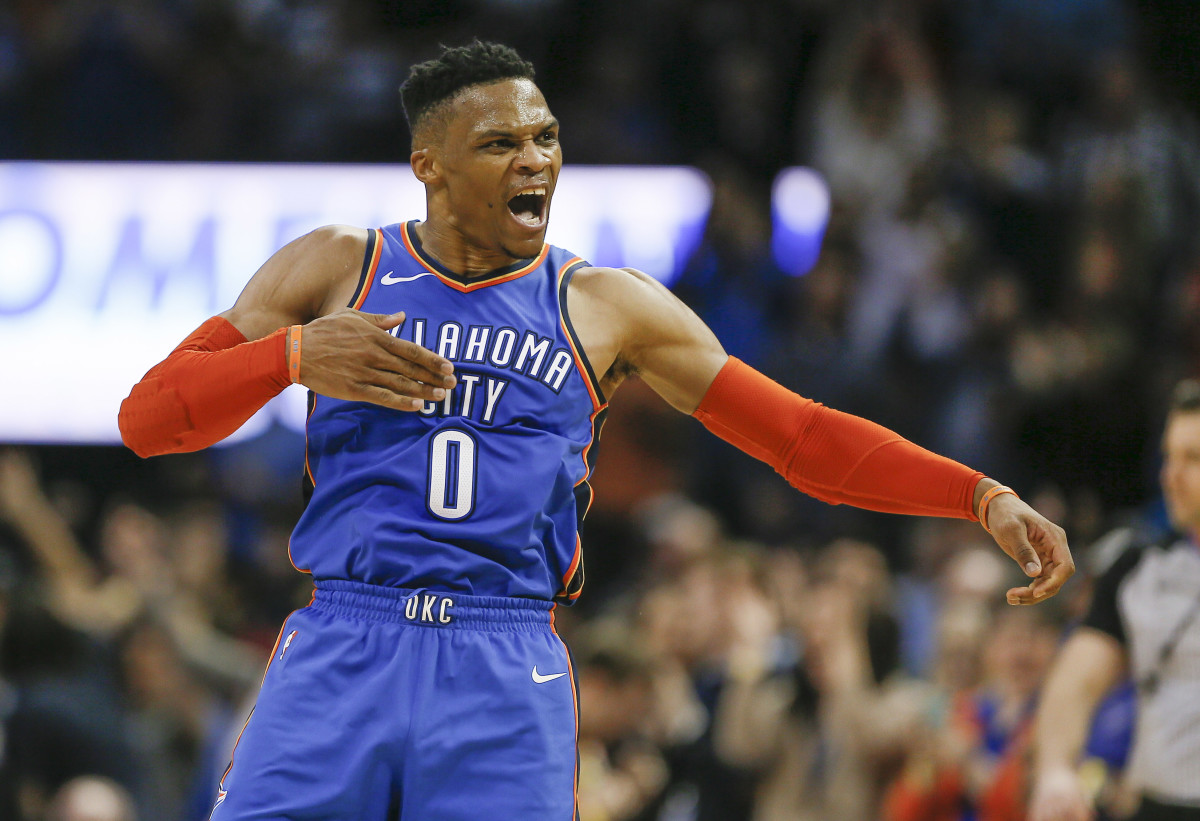 Russell Westbrook and the Oklahoma City Thunder will always share a special bond for is tenure with the team