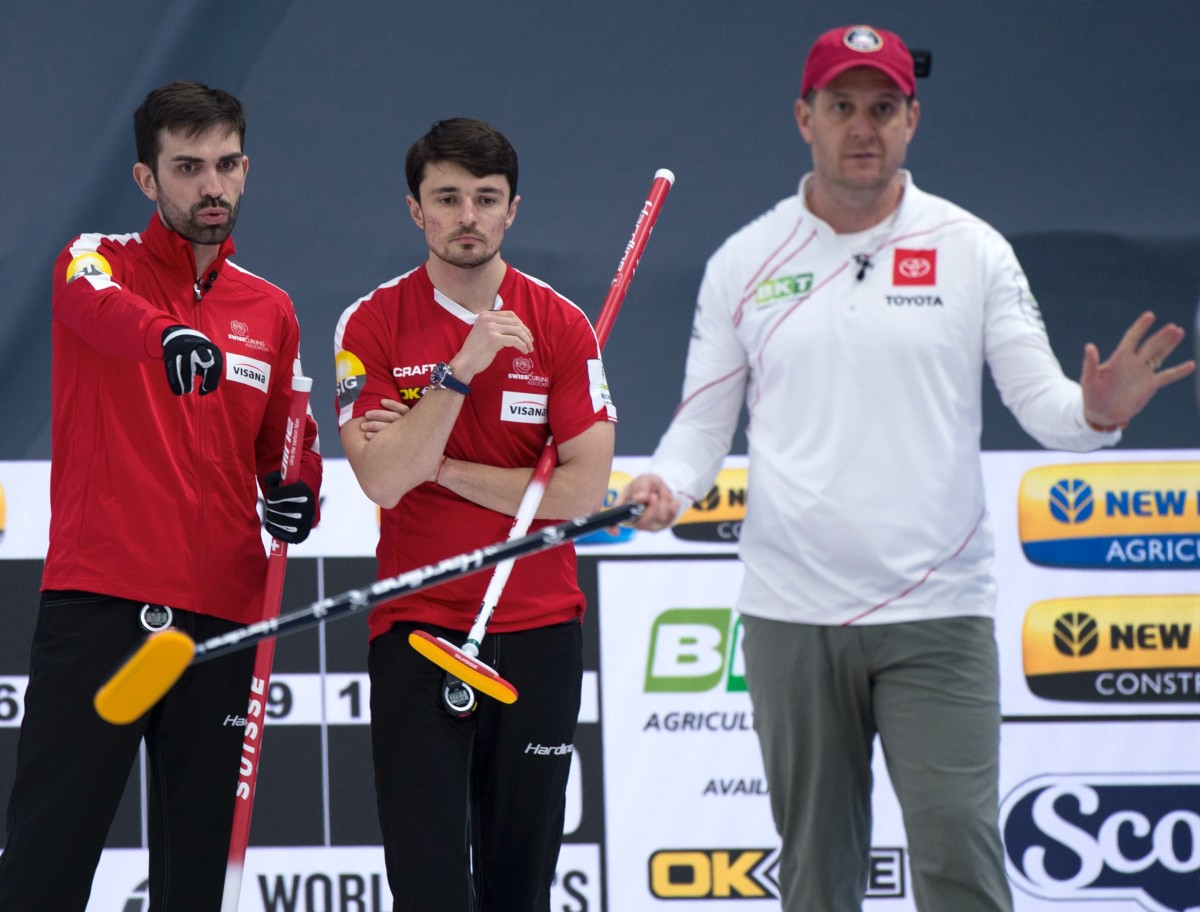 The Swiss rematch with USA has been postponed • Jeffrey Au-WCF