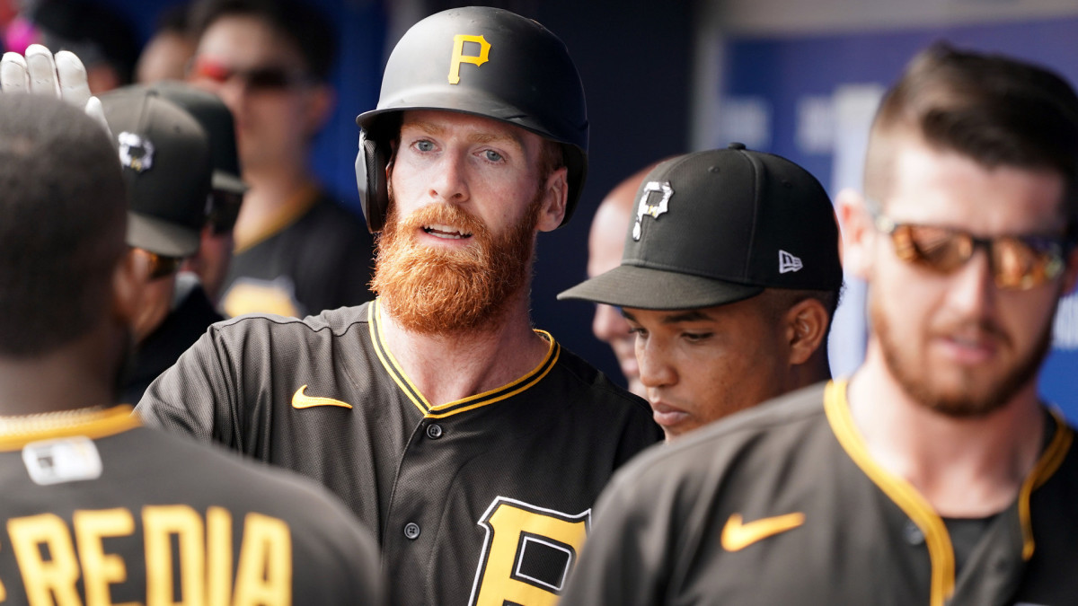 Pittsburgh Pirates Colin Moran