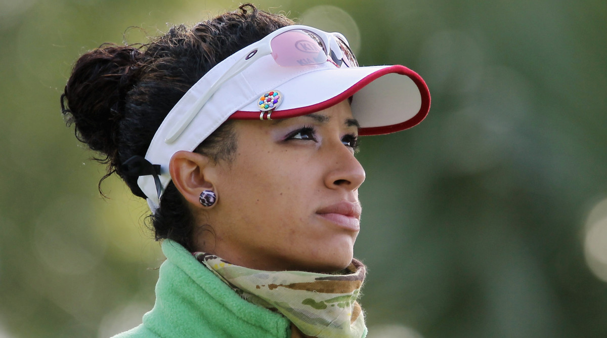 LPGA member Shasta Averyhardt in 2011