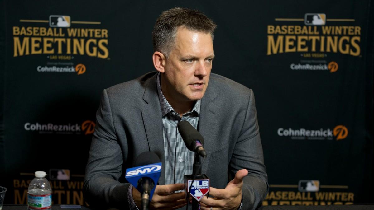 AJ Hinch returns to Houston, addresses Astros sign-stealing scandal thumbnail
