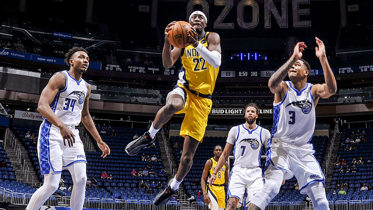 With a healthy LeVert, the Pacers have won four of five.