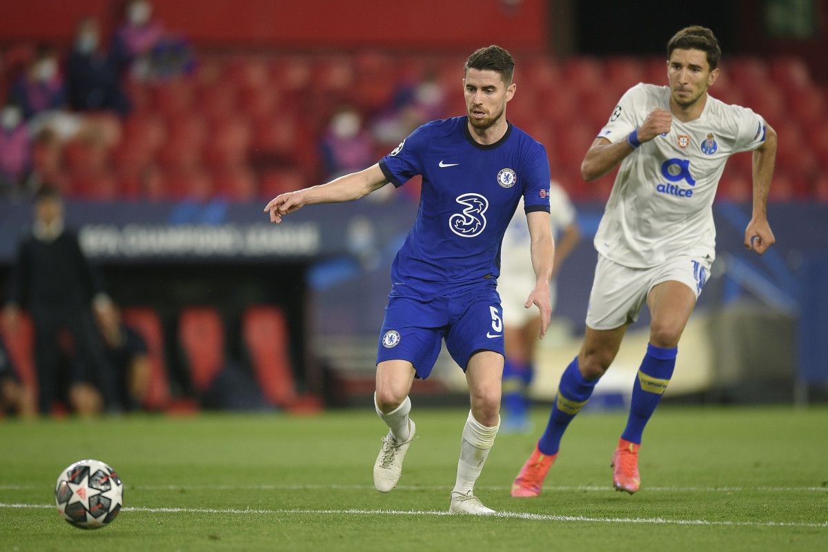 Jorginho was a real catalyst throughout the game.
